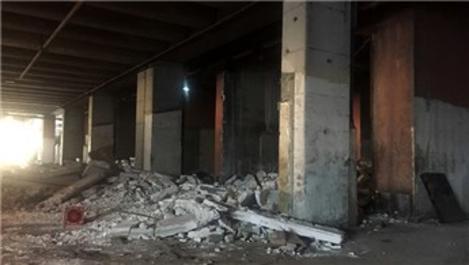 Esenler Otogarı'nda yıkım işlemleri başladı
