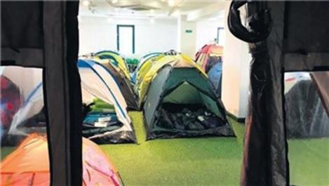 Deprem korkusu çadır satışlarını patlattı!