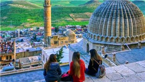 Mardin'e 4 milyon turist geldi