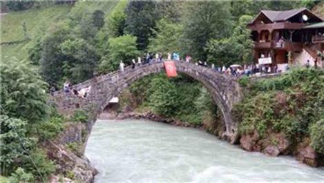 Ayder Yaylası'nı 8 ayda 574 bin turist ziyaret etti