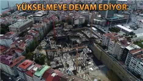 AKM'nin inşaatında son durum!