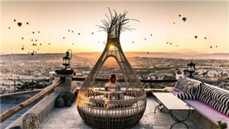 Rox Cappadocia, Türkiye'nin en romantik oteli seçildi