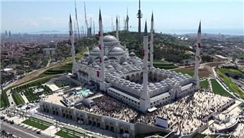 Çamlıca Camisi'ni 5 milyon kişi ziyaret etti