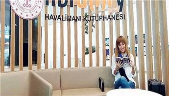 İstanbul Havalimanı'nın kütüphanesi 11 Ekim'de açılacak!