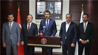 Bakan Kurum: Şırnak'a 3 milyon liralık otogar yapacağız!