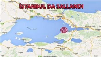 Yalova'da 4.0 büyüklüğünde deprem!