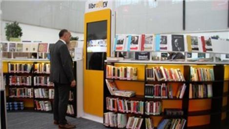 Dünyanın ilk havalimanı kütüphanesi İstanbul'da