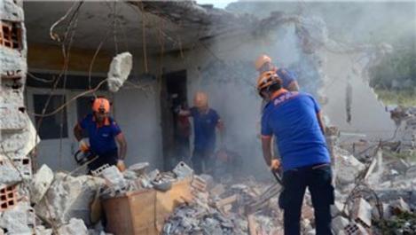 Ordu'da nefes kesen deprem tatbikatı