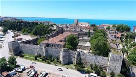 Tarihi Sinop Cezaevi'nde restorasyon başlıyor!