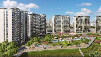 3. İstanbul Başakşehir'in son etabı görücüye çıkıyor