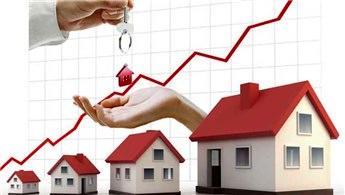 Konut fiyat endeksi Ağustos'ta arttı