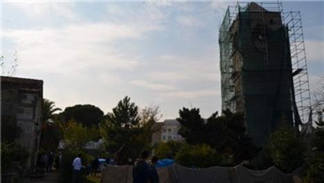 Ayasofya Camisi'nde restorasyon 20 Şubat 2020'de tamamlanacak