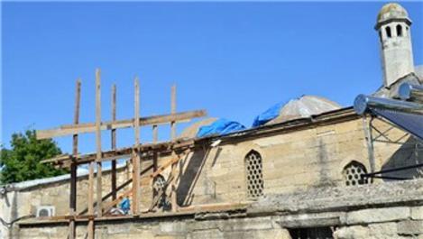 450 yıllık Sokullu Mehmet Paşa Camisi'nin restorasyonu başladı