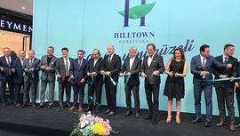 Hilltown Karşıyaka AVM kapılarını açtı
