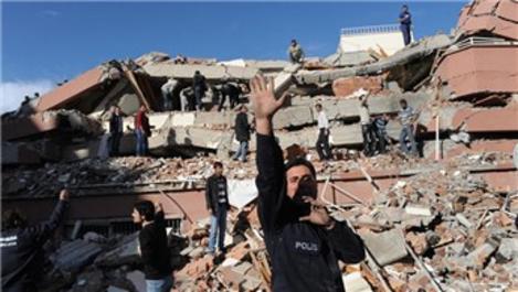 Van Erciş depreminin 8. yıldönümü!