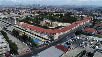 Rami Kışlası, Türkiye'nin en büyük kütüphanesi olacak!