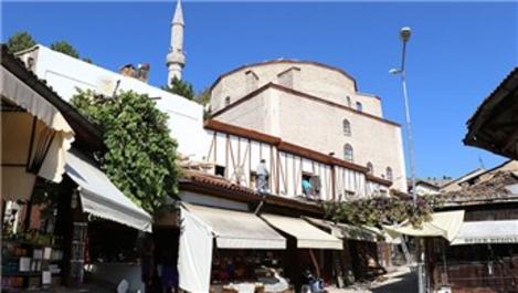 Safranbolu'da 62 tarihi dükkan restore ediliyor