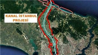 Kanal İstanbul ile ilgili ÇED raporu açıklandı
