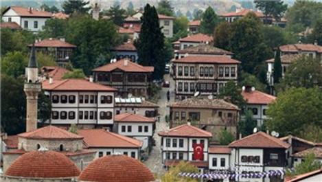 Safranbolu Evleri soyut ve somut olarak koruma altında!