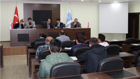 Kayseri'de kentsel dönüşümdeki 80 dairenin yapımına başlandı