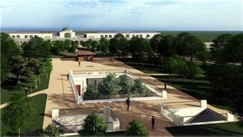 Gaziantap'te Millet Bahçesi için düğmeye basıldı
