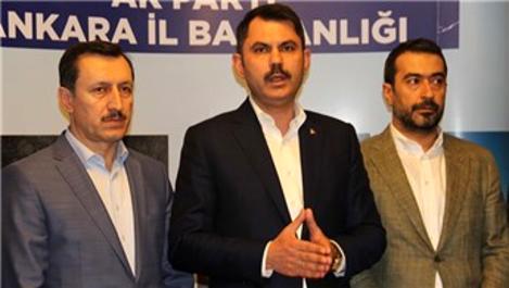 Bakan Kurum: Kentsel dönüşüm önceliğimiz!