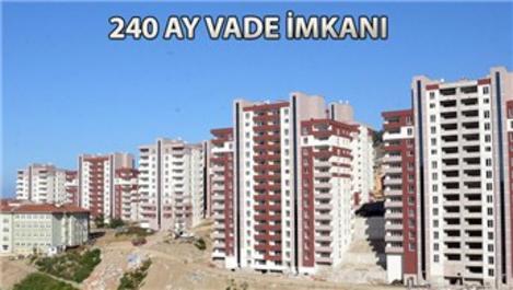 TOKİ'den 24 ilde 1.936 konut! 348 TL taksitle ev!