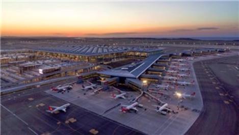 İstanbul Havalimanı'na 'Yılın Havalimanı' ödülü!