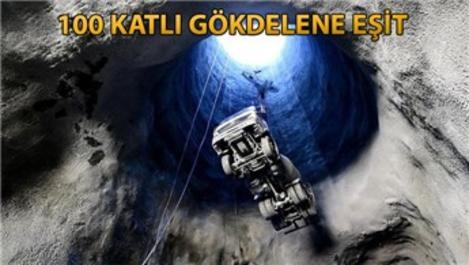 Yusufeli Barajı'nda 145 metre yüksekliğe ulaşıldı