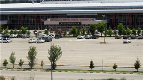 Erzurum Havalimanı, Ekim ayında 84 bin yolcuyu ağırladı