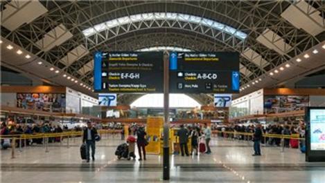 Sabiha Gökçen Havalimanı'ndan 10 ayda 30 milyon yolcu geçti