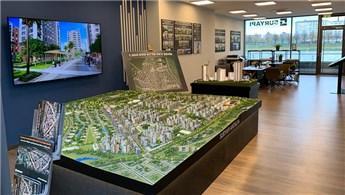 Sur Yapı'nın yeni satış noktası Almanya'da açıldı