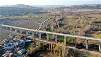 Yüksek Hızlı Tren, Aralık ayı sonunda Sivas'ta!