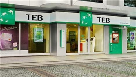TEB, konut kredisi faiz oranını yüzde 0,99'a indirdi