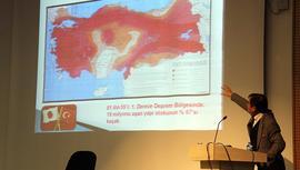 """""""Türkiye'nin yüzde 97'si deprem riski taşıyor"""""""