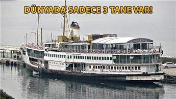 Bursa'daki 'gemi otel' büyük ilgi görüyor!