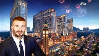 David Beckham, Çin'de otel açıyor