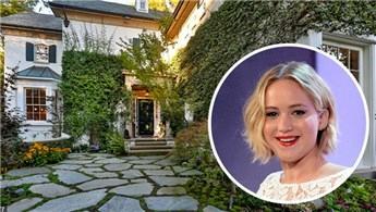 Jennifer Lawrence, evini 14.2 milyon dolara satışa çıkardı