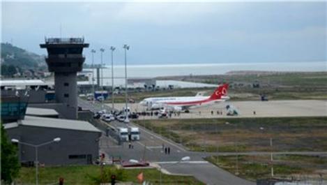 Ordu-Giresun Havalimanı, 4 milyon yolcuyu ağırladı