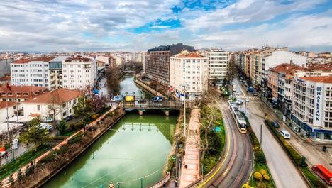 Eskişehir'de ipotekli konut satışı yüzde 778,7 oranında arttı