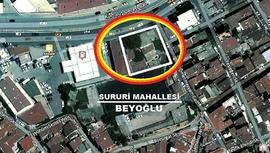 İzmir Büyükşehir'in Beyoğlu'nda 60 yıllık arsası varmış!
