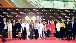 Adana 01 Burda Alışveriş Merkezi'nin açılışı yapıldı