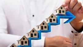 Kredili konut satışları yüzde 525 oranında arttı