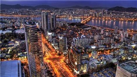 Türk İnşaat sektörü Güney Kore'ye çıkarma yapacak