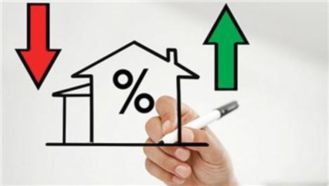 Konut kredisinde faiz ortalaması yüzde 1.40'e geriledi