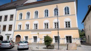 Hitler'in doğduğu ev karakol olacak