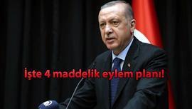 Cumhurbaşkanı Erdoğan'dan Dipsiz Göl talimatı!