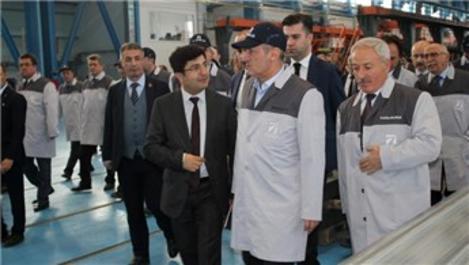 Hızlı tren setleri Sakarya'da üretilecek