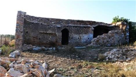 Bodrum'da tarihi yapılar restore edilecek