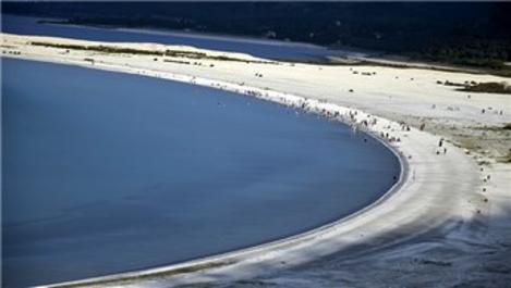 Salda Gölü Tabiat Parkı'nın alanı 570 dekara çıkarıldı